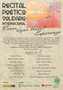 Recital poético solidario