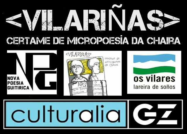 Culturalia GZ publicará as VILARIÑAS