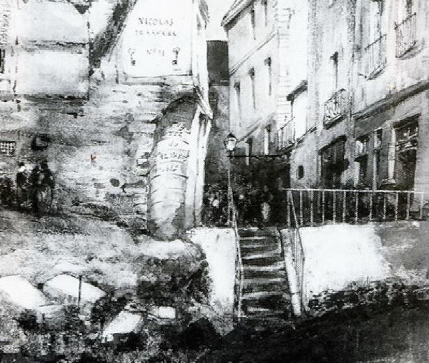 CRISTO NO MONTE DAS OLIVEIRAS de Gérard De Nerval (3)