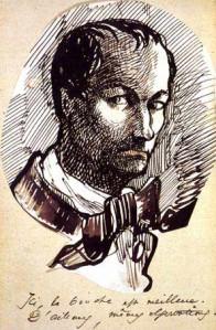 A MUSA VENAL de Baudelaire (traducido ao galego por André Da Ponte)