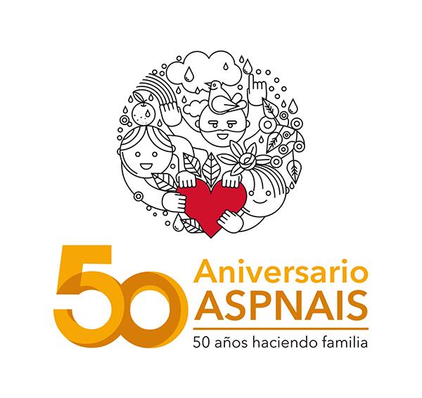 Exposición ASPNAIS, 50 ANOS