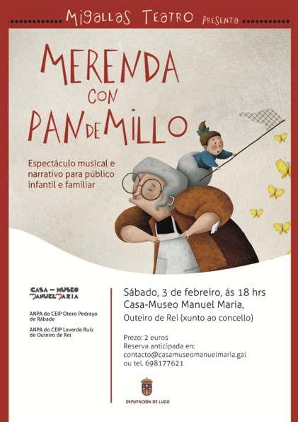 MIGALLAS NA CASA MUSEO-MANUEL MARÍA