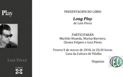 Long Play de Lois Pérez en Vilalba