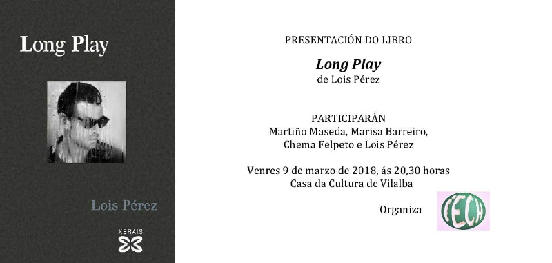 Long Play de Lois Pérez en Vilalba