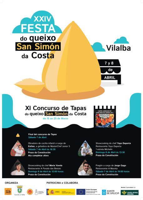XXIV Festa do Queixo San Simón da Costa