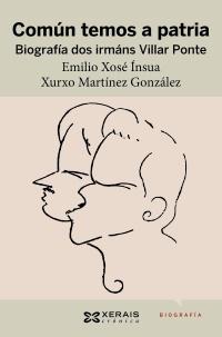 """Presentación en Mondoñedo de """"Común temos a patria"""" de Emilio X. Ínsua e Xurxo Martínez"""