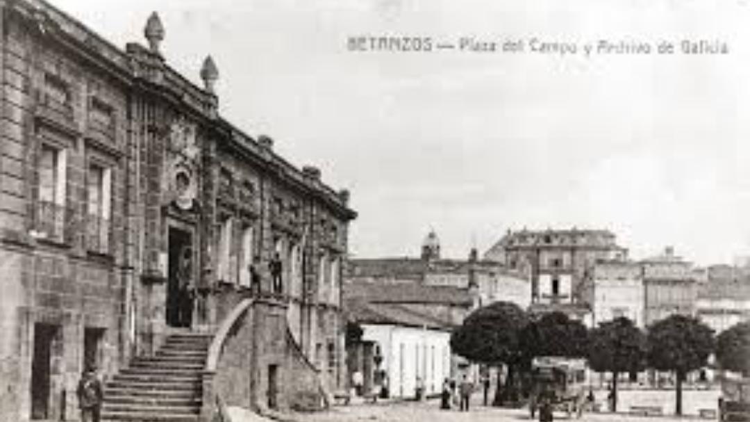 EDIFICIO DO ARQUIVO DE GALICIA EN BETANZOS, por María B. Veres