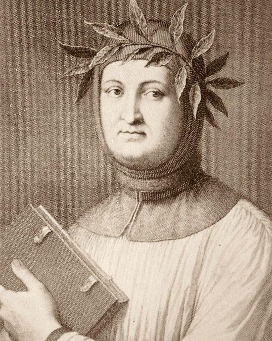 Um soneto de Francesco Petrarca traduzido para galego-português por André Da Ponte