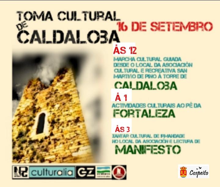 I TOMA CULTURAL DE CALDALOBA