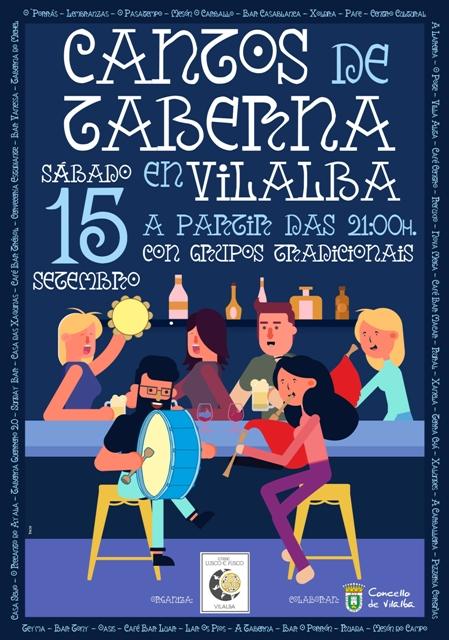 Cantos de Taberna en Vilalba