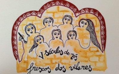 O CROWDFUNDING DOS FRESCOS DOS VILARES XA TEN IMAXE OFICIAL, por Antón de Guizán