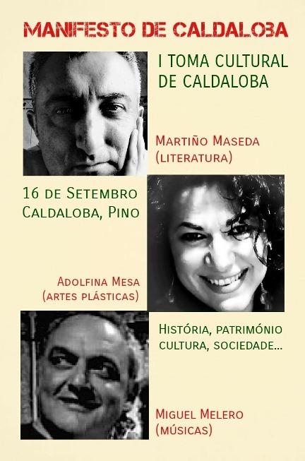 NPG, Lareira de Soños e Culturalia GZ comezan o seu outono cultural, por Antón de Guizán