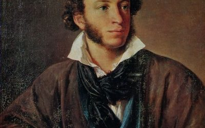 Um poema do genial poeta russo Alexandr Pushkin vertido para o galego-português por André Da Ponte