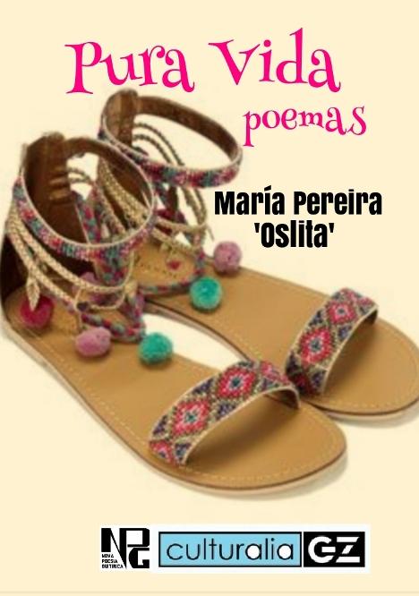 PURA VIDA, de María Pereira