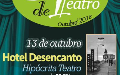 2ª Función dos III Sábados de Teatro no Auditorio Municipal de Vilalba