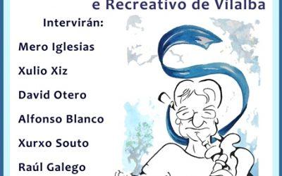 Chairego de Honra 2018: RAÚL GALEGO
