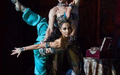 """Ballet """"SHEREZADE"""" e """"CHOPINIANA"""" coa orquestra  """"Real Kyiv Filarmonica Orquesta"""" no Auditorio Municipal de Vilalba"""